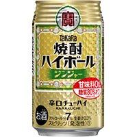 宝 焼酎ハイボール ジンジャー 350ml缶 350ML × 24缶