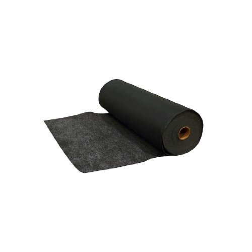 "NPS Spilfyter NPS TR-90 Spilfyter Universal Sorbent Tidy-Mat Industrial Traffic Rug Heavy Weight Roll, 100' Length x 36"" Width, Black at Sears.com"