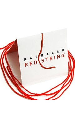 Red String Original Kabbalah Bracelet From Rachel's