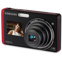 Samsung 12MP Dig Camera 4.6X Opt 3 In LCD Red