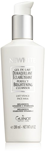 Guinot Newhite Demaquillant Eclaircissant Perfect Brightening Cleanser Latte Struccante - 200 ml