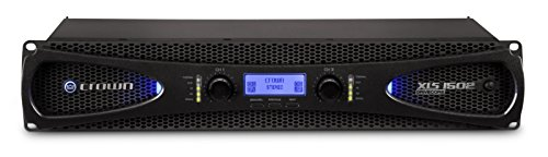 Crown-XLS1502-Hifi-Verstrker-XLR-14-RCA-D-20-2000-Hz
