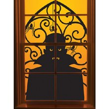 Martha Stewart Crafts Halloween Vampire Window Cling
