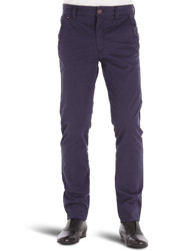 Tommy Hilfiger Fallon SP12 STT Slim Men's Trousers Peacoat W31INxL34IN