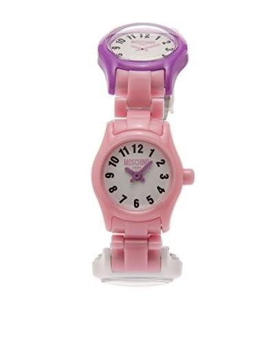 Moschino Teen Reloj Be Late! Lila