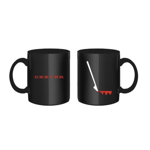Dexter Scalpel Mug
