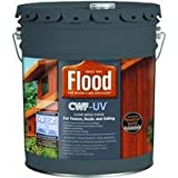 Cwf Clear Wood Finish With Uv Resistance Natural Tone 5 Gl
