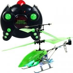 Night Hunter Xtreme Glow In The Dark Remote Control Electronic Helicopter
