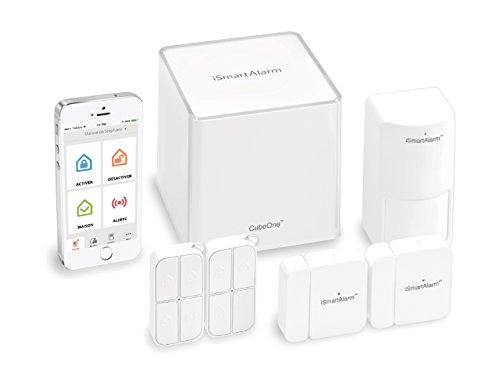 ismartalarm home security system homewire. Black Bedroom Furniture Sets. Home Design Ideas