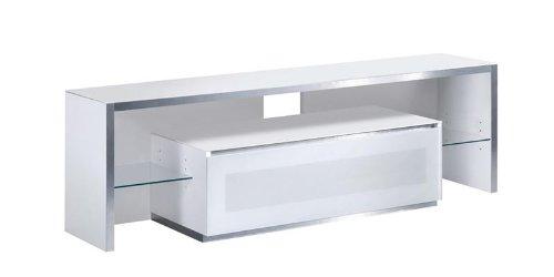 Meubles TV Meuble TV Design laqué  VIGO TV WHITE -> Meuble Tv Panama