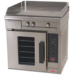 Electric Stove With Convection Oven back-22028