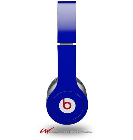 Wraptorskinz Solids Collection Skin For Beats Solo Hd Headphones, Royal Blue