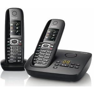 Gigaset C595 Duo für 71€   schnurloses Telefon mit 2. Mobilteil oder Gigaset C610A für 55€ *UPDATE* telefon  31yleqwQMVL. SL500 AA300