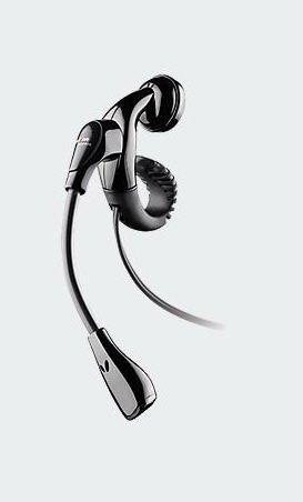 Plantronics Mx150 Flexible Boom Headset With 2.5 Mm Plug