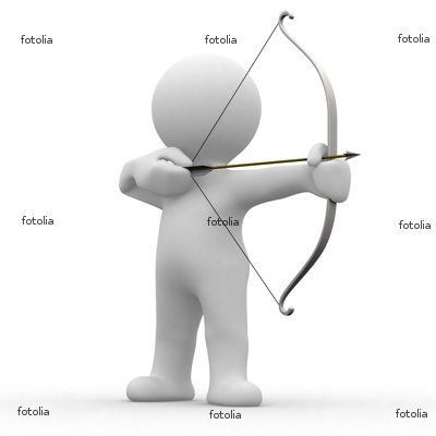 3d Archery Wall Decal (12