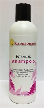 Cheapest Soignee MSM Shampoo, 8oz by Sun Star - Free Shipping Available
