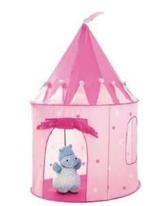 LS Tent Girls Pink Princess Adorable Play Tent