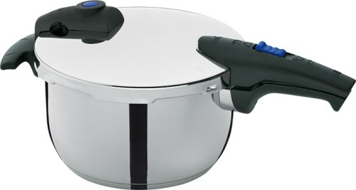 Fissler 021 644 06 000 Blue Point 6-1/2-Quart Pressure Cooker
