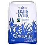 Tate & Lyle Granulated Sugar (5kg)