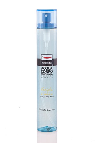 Aquolina acqua corpo vaniglia&anice di Aquolina, Acqua Profumata Donna - Spray 150 ml.