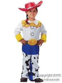 Kid's Jessie Toy Story Costume (Size:Medium-Toddler