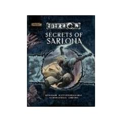 Secrets of Sarlona (Dungeons & Dragons d20 3.5 Fantasy Roleplaying, Eberron Supplement) by Keith Baker, Scott Fitzgerald Gray, Glenn McDonald and Chris Sims