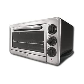 KitchenAid Countertop Oven - Black