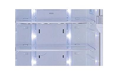 LG GL-M292RLTL Double-door Refrigerator (258 Ltrs, 4 Star Rating, Platinum Silver)