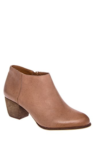 Tolachina Low Heel Bootie