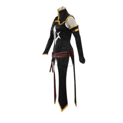 Code Geass Lelouch of the Rebellion Cosplay Costume - C.C 2nd Medium