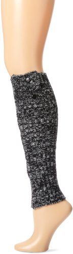 Betsey Johnson Women's Marled Rib Leg Warmer