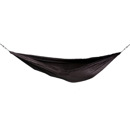 Grand Trunk Wood Grain Embossed Double Parachute Nylon Hammock 6'6