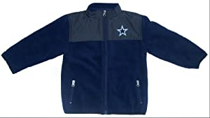 Dallas Cowboys Jacket Size 4T Toddler NFL Authentic Apparel by Dallas Cowboys Authentic Apparel