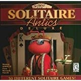 Solitaire Antics Deluxe (Jewel Case) (PC)