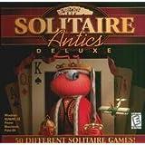 Solitaire Antics Deluxe (Jewel Case) (PC)