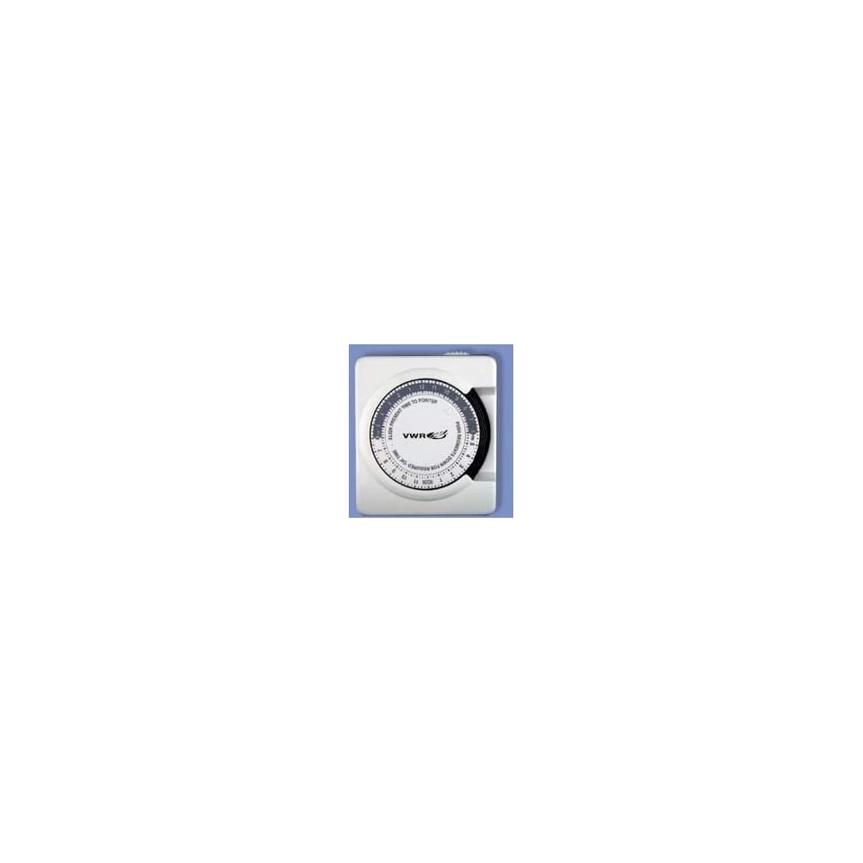 VWR 24 Hour and Seven Day Dial Controllers 5060 Dial Controller,