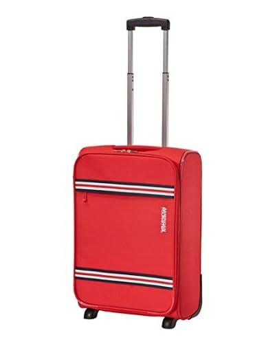 American Tourister Trolley Berkeley Spirit Upright [Rosso/Blu]