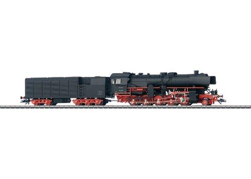 Mrklin-37175-Schlepptender-Dampflokomotive-Baureihe-52-KT-Deutschen-Bundesbahn