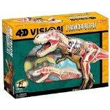 4D Vision Tyrannosaurus Rex Anatomy Model - 1
