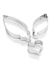 Large Bauble Cookie Cutters