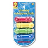 Rainbow Chalk (Set of 4)