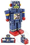 Robot X-7-bending Shaping Rotate Wooden Toy