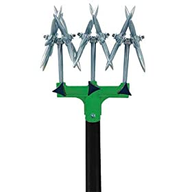 ACE Trading-garden Tools Apex GT0721F Rotary Garden Cultivator