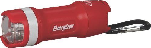 Energizer Weatheready Compact 3-Led Safety Flashlight (Battery Included)