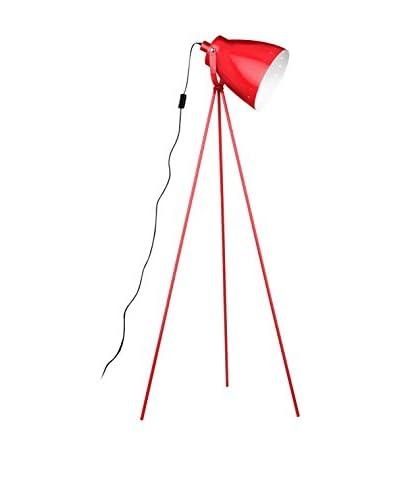PREMIER plafondlamp rood