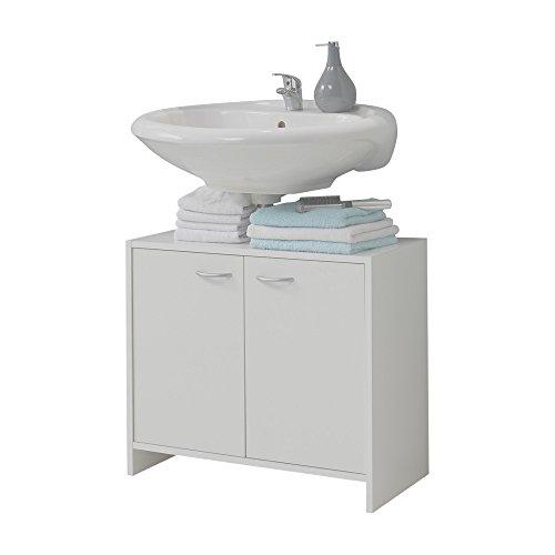 Fmd madrid 8 armario madera muebles de ba o online - Armario bajo lavabo pie ...