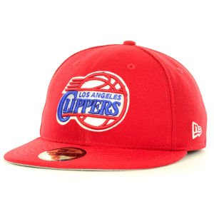 100% Authentic NBA Los Angeles Clippers Red Hat 59Fifty Cap, 7 1 4 by New Era