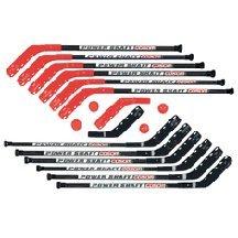 47 Senior Power Shaft Orange Hockey Stick (Set of 12) by Cosom Cramer