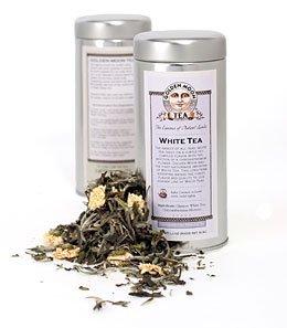 Golden Moon - White Tea - 1.3Oz Tin