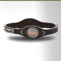 Power Balance Wristband Silicone Bracelet Medium